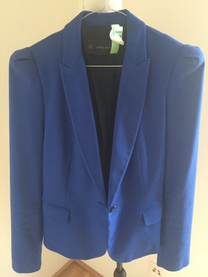 Royal Blue Blazer von Zara