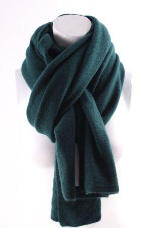 Royal Cashmere Kaschmirschal dunkelgrün Elegant