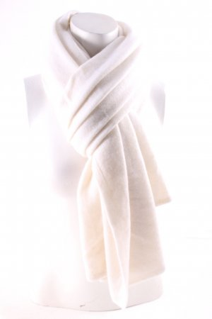 Royal Cashmere Kaschmirschal wollweiß Elegant