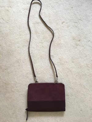 Royal RepubliQ GALAX EVE - Ledertasche - bordeaux *neu*