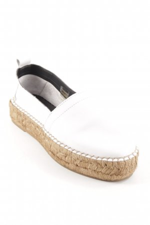Royal republiq Schlüpfschuhe weiß-braun Street-Fashion-Look