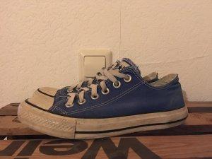 Royalblaue Converse :)