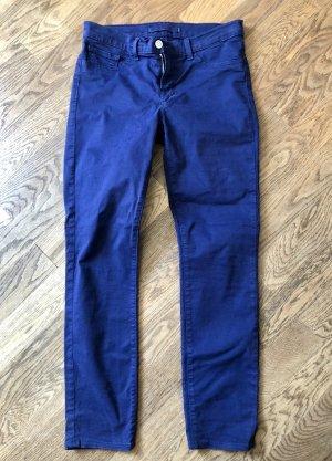 Royalblaue Jeans von JBrand