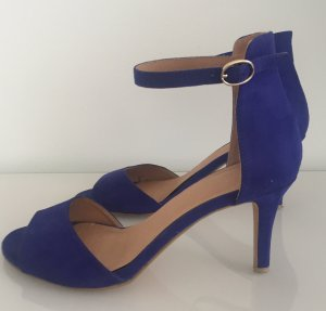 Royalblaue Sandaletten von H&M