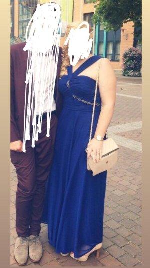 Royalblaues Abendkleid von Betsy&Adam