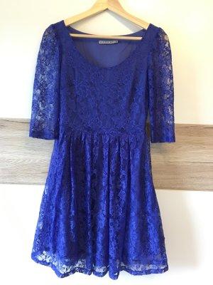 Royalblaues Kleid von Kookai