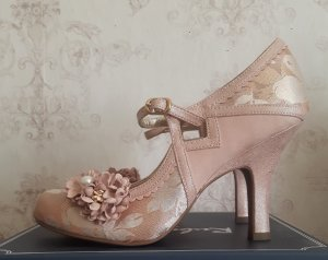 Ruby Shoos Bridal Pumps Rose