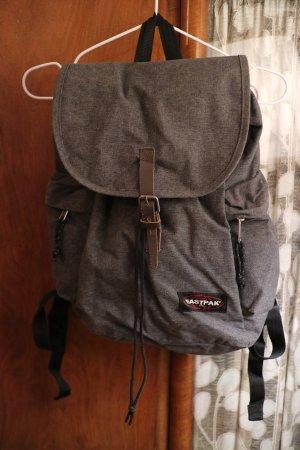 Eastpak School Backpack grey-grey brown