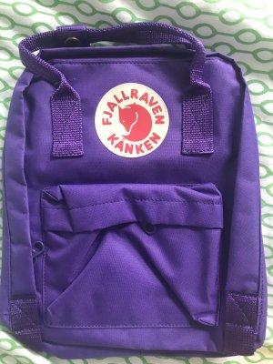 Fjallraven Mini sac à dos violet