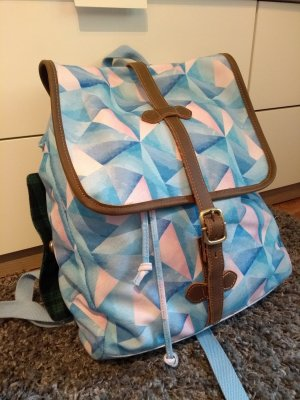 Laptop Backpack multicolored