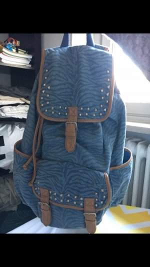 Aeropostale School Backpack multicolored