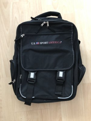 School Backpack black