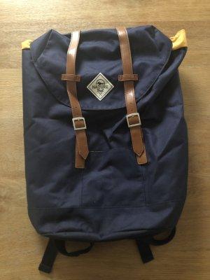 Tchibo / TCM Backpack dark blue