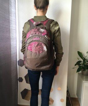 Rucksack Dakine Braun Pink