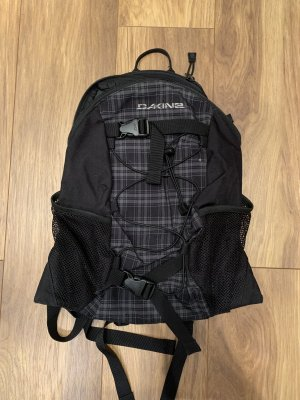 Dakine School Backpack black-grey
