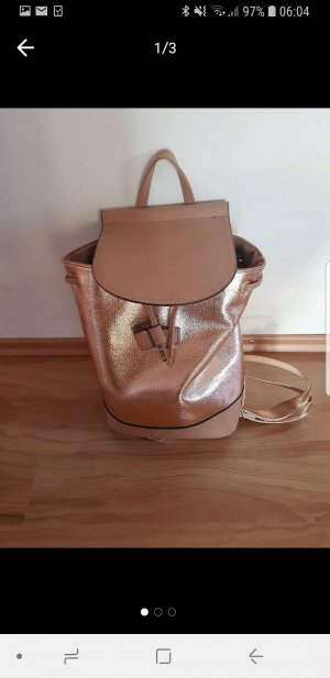 Bijou Brigitte Backpack bronze-colored-rose-gold-coloured