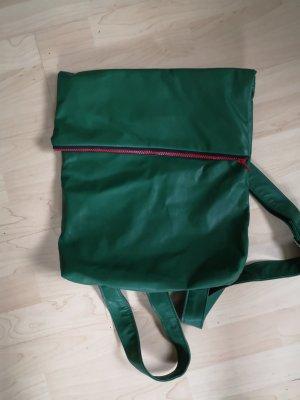 Zaino laptop verde bosco