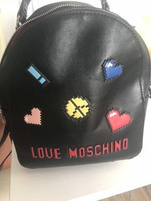 Love Moschino Mochila escolar negro