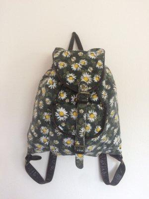 Rucksack mit Blumenmuster
