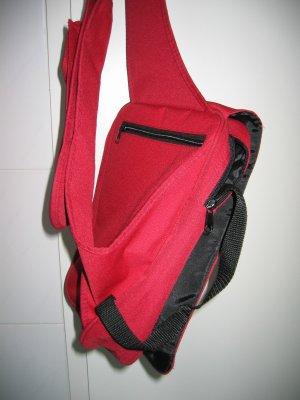 Mini sac à dos rouge