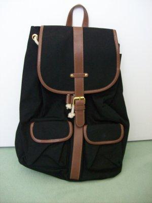 Rucksack schwarz von Monki