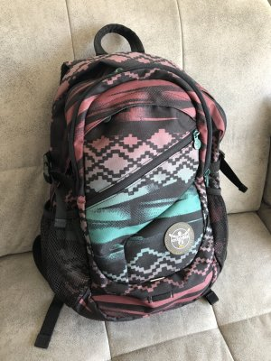 Chiemsee Trekking Backpack multicolored