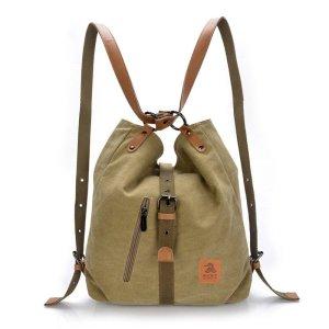 Rucksack & Tasche in einem Von Fularuishi