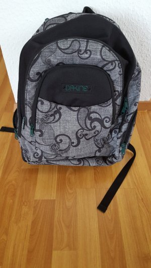 Dakine School Backpack grey-black