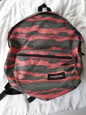 Eastpak School Backpack light grey-pink