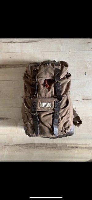 H&M Backpack brown