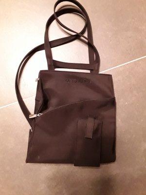 Otto Kern Backpack ocher polyester
