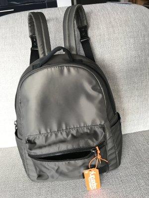 Superdry Laptop rugzak khaki-zwart Polyester