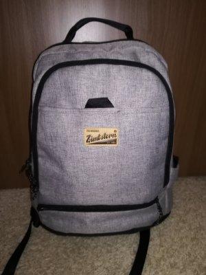 Zimtstern Laptop Backpack light grey