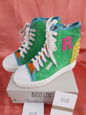 Ruco Line Keilsneaker multi colour Gr.41