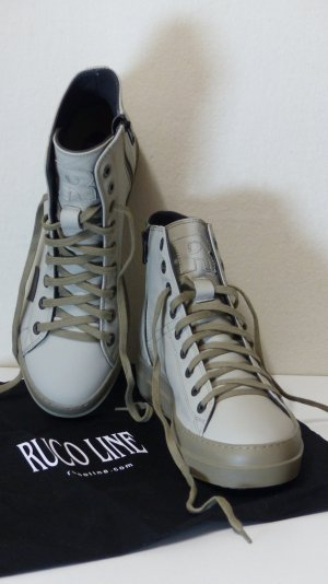 Ruco Line Leder Boots/ Wedges