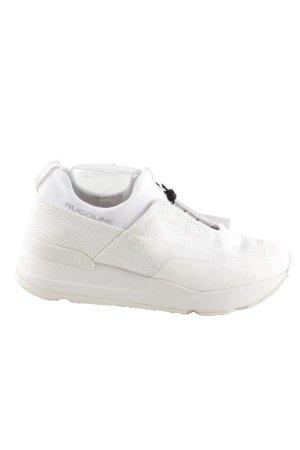 Ruco Line Schlüpfsneaker weiß sportlicher Stil