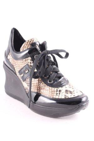 Ruco Line Wedge Sneaker mehrfarbig extravaganter Stil