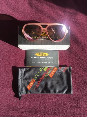 Rudy Project Momentum Multi Rose *Neu & OVP*