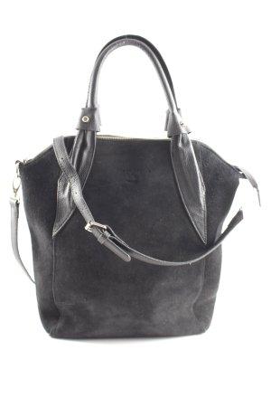 Rue Princesse Carry Bag black Leather items