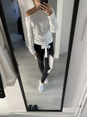 Zara Haut basique noir-blanc
