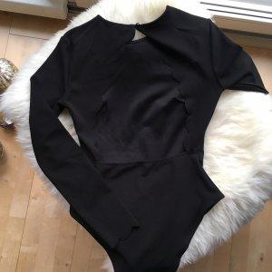 SheIn Shirt Body black