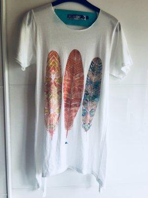 Rückenfreies Beach Shirt