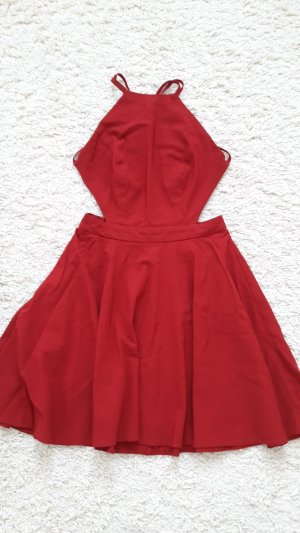 Rückenfreies Cutout Kleid von Asos