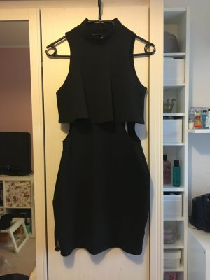 NLY One Vestido cut out negro