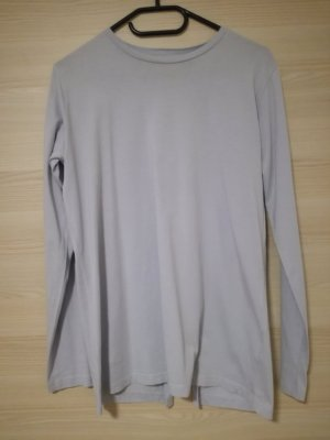 Asos Lang shirt azuur