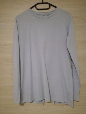 Rückenfreies Longshirt