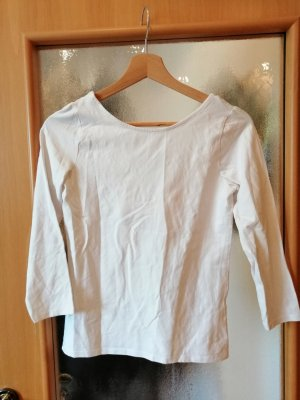 Zara Backless Top white