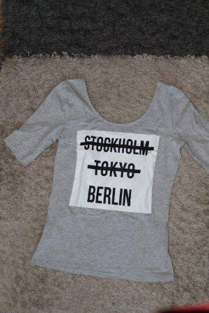 Rückenfreies Shirt