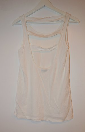 Noisy May Backless Top white