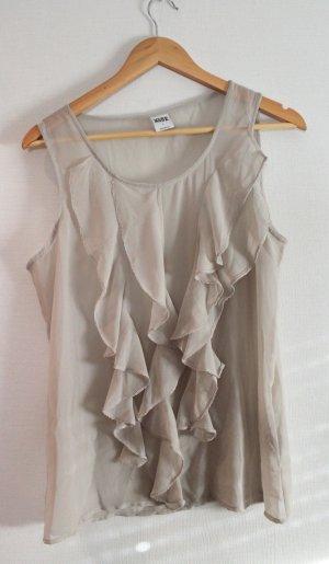 Rüschen-Bluse Vero Moda L